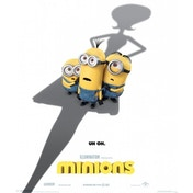 Minions (uh Oh) Mini Poster