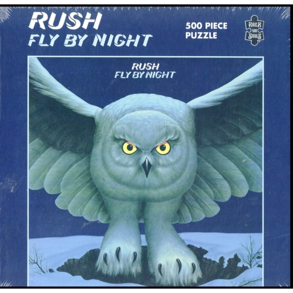 Rush - Fly By Night Jigsaw Puzzle (500 Piece)