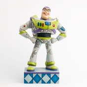 Disney Traditions Toy Story To Infinity and Beyond Buzz Lightyear Figurine