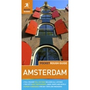 Pocket Rough Guide Amsterdam by Rough Guides (Paperback, 2017)