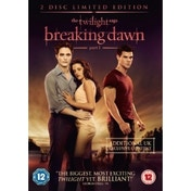 The Twilight Saga Breaking Dawn - Part 1 (2 Disc Limited Edition) DVD