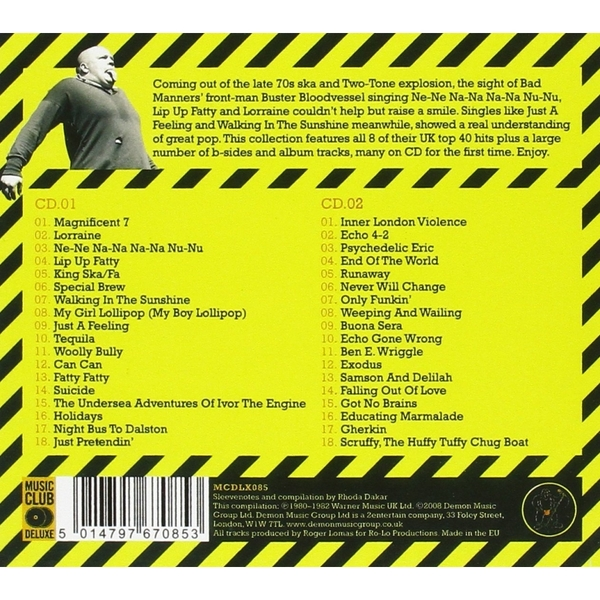 Bad Manners - Walking In The Sunshine - The Best Of Bad Manners - Image 2