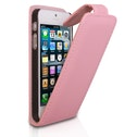 YouSave Accessories iPhone 5 / 5s PU Leather Flip Case - Baby Pink