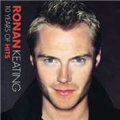 Ronan Keating 10 Years Of Hits CD