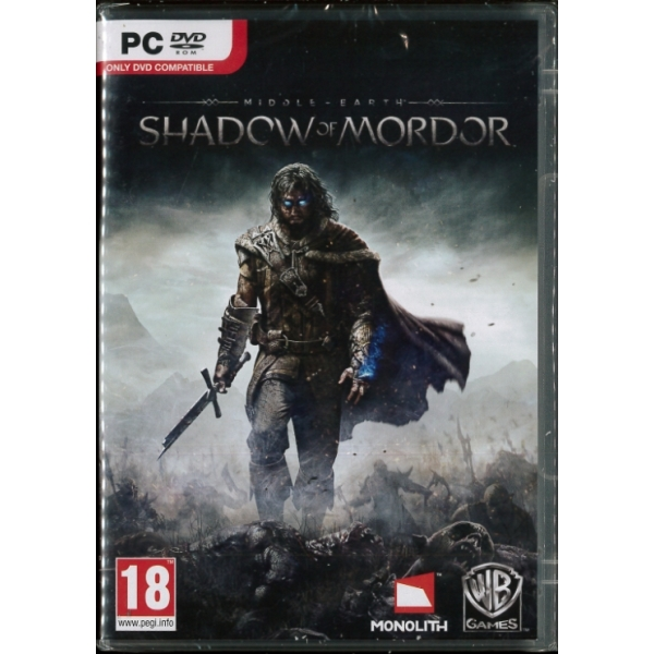 Middle-Earth Shadow of Mordor PC Game (Boxed and Digital Code)