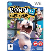 Rayman Raving Rabbids TV Party Game Wii