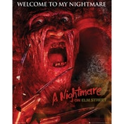 Nightmare on Elm Street Welcome Mini Poster