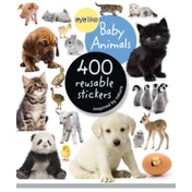 Playbac Sticker Book: Baby Animals by Eyelike (Paperback, 2013)
