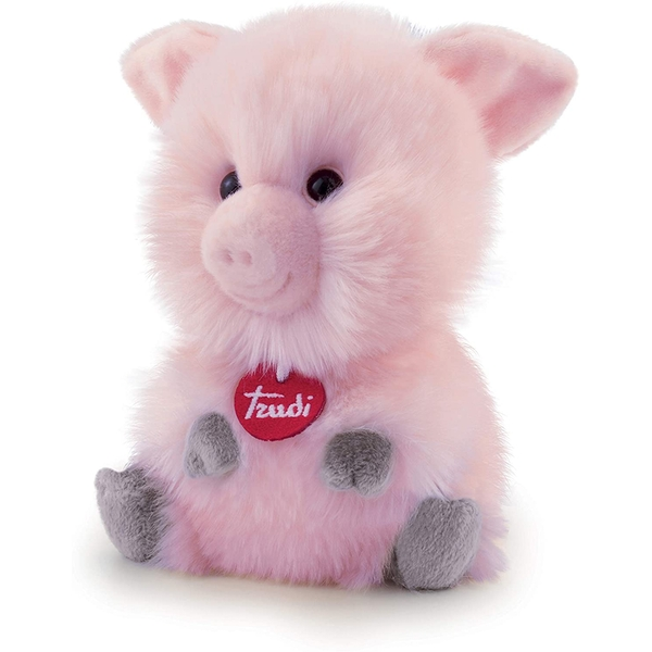 Fluffies Pig (Trudi) Plush