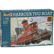Ex-Display Harbour Tug Boat 1:108 Revell Model Kit Used - Like New