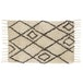Sass & Belle Berber Style Diamonds Tufted Rug - Image 2
