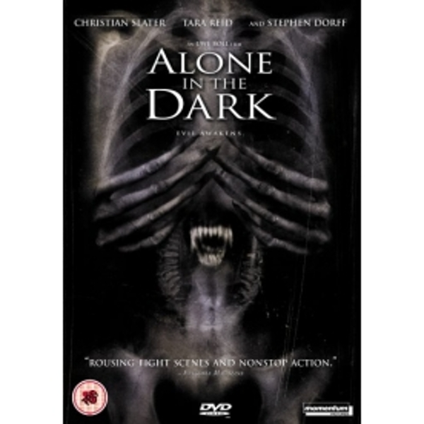 Alone In The Dark DVD
