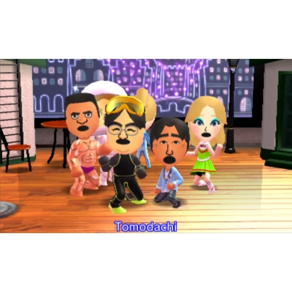 Tomodachi Life 3DS Game - Image 2