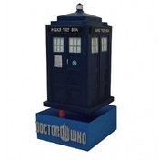 Doctor Who TARDIS Bobble Head with Sound Case