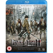 Attack on Titan - The Movie Part 2: End of the World Blu-ray