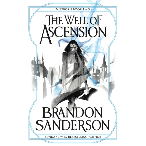 The Well of Ascension: Mistborn Book Two: 2 Paperback - 10 Dec. 2009