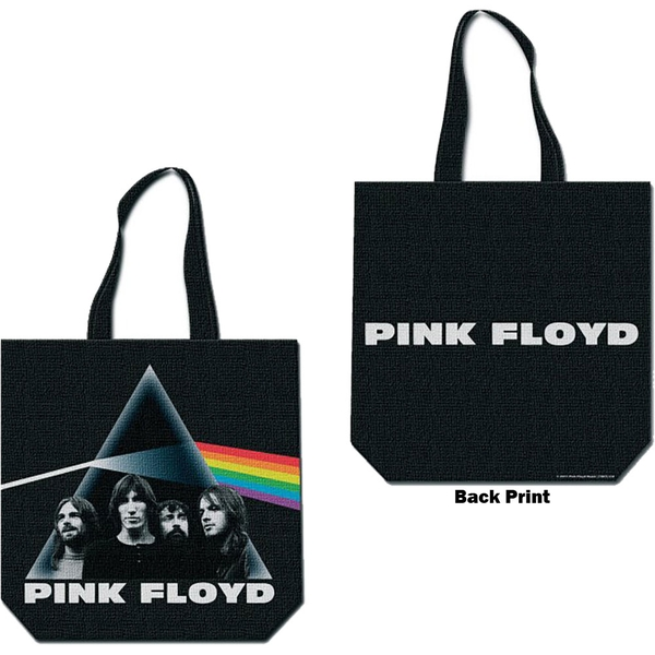 Pink Floyd - Dark Side of the Moon Cotton Tote Bag