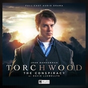 Torchwood - 1.1 the Conspiracy by David Llewellyn (CD-Audio, 2015)
