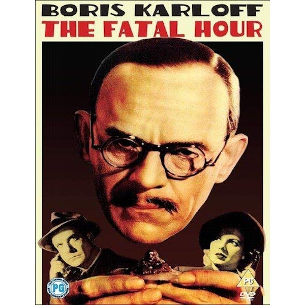 The Fatal Hour DVD