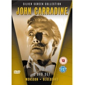 John Carradine - Silver Screen Collection: Monsoon   Bluebeard DVD