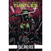 Teenage Mutant Ninja Turtles: Volume 3