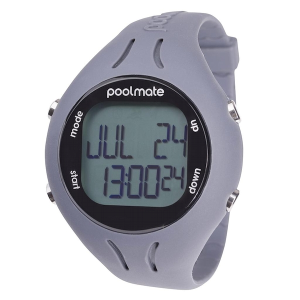 Swimovate Poolmate 2 Watch - Grey - Image 1