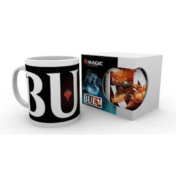 Magic The Gathering Burn - Mug Gift Set