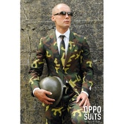 Opposuit Commando UK Size 42 One Colour