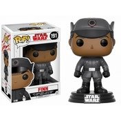 Finn (Star Wars Episode 8 The last Jedi) Funko Pop! Bobble Vinyl Figure