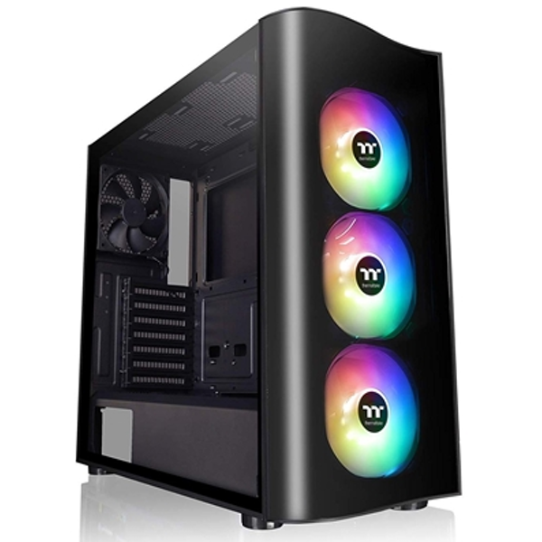 Thermaltake View 23 ARGB Edition Mid Tower 2 x USB 3 0 Tempered