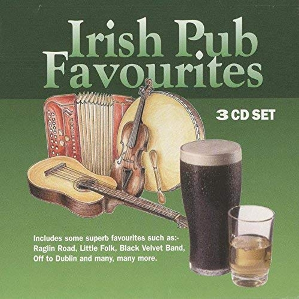 Irish Pub Favourites