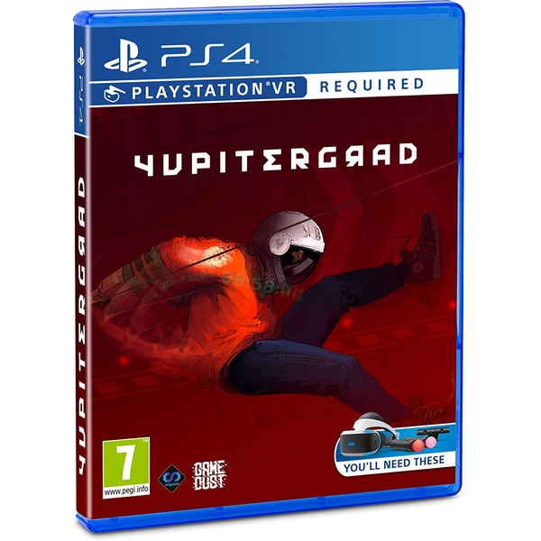 Yupitergrad PS4 Game (PSVR Required)