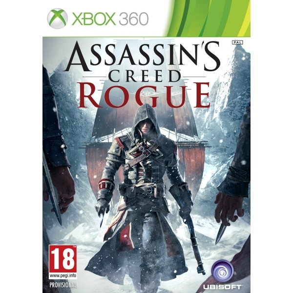 Assassin's Creed Rogue Xbox 360 Game