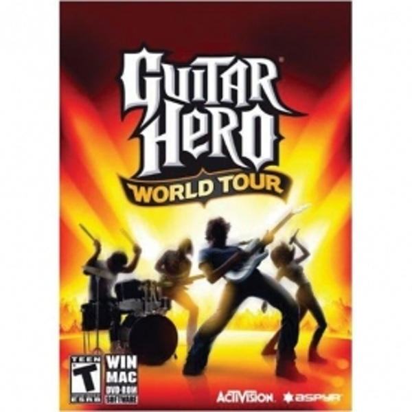 Guitar Hero World Tour Solus Game PC (#)