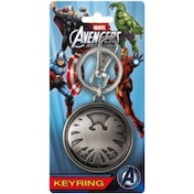 Official Marvel Comics Avengers Eagle Pewter Keyring