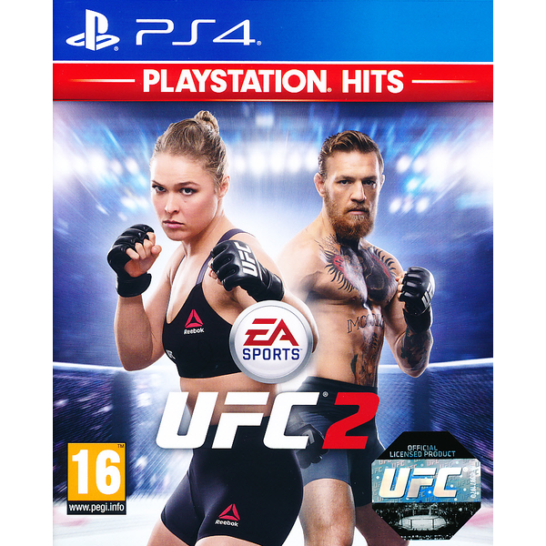 EA Sports UFC 2 PS4 Game (PlayStation Hits)