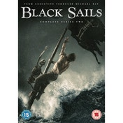 Black Sails Season 2 DVD