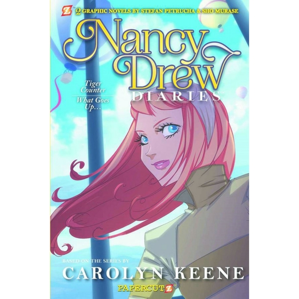 Nancy Drew Diaries, Volume #8