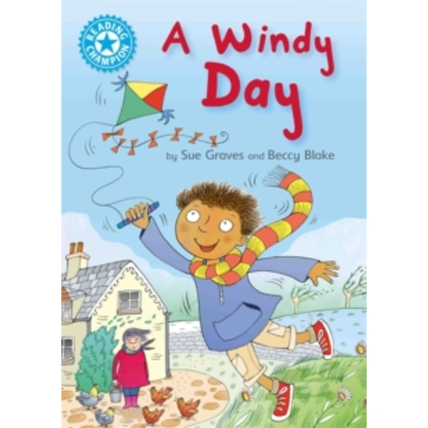 Reading Champion: A Windy Day : Independent Reading Blue 4