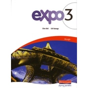 Expo 3 Rouge Pupil Book by Pearson Education Limited (Paperback, 2005)