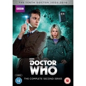 Doctor Who - The Complete Series 2 (Repack) DVD