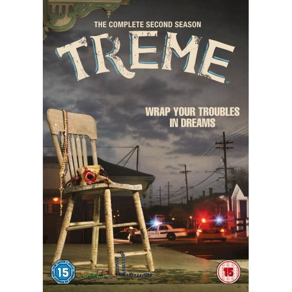 Treme - Season 2 DVD