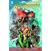 Aquaman Volume 2: The Others HC (The New 52)