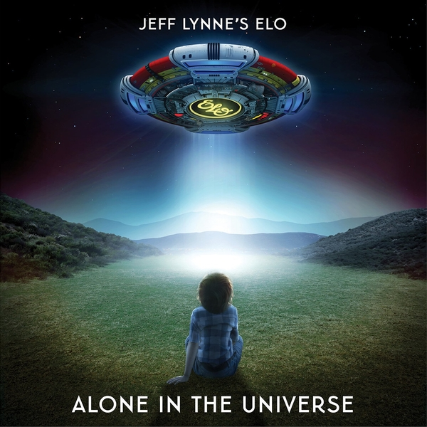Jeff Lynne's Elo - Alone In The Universe CD - Image 1