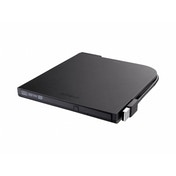 BUFFALO 8x Ultra-Thin Portable USB2.0 DVD Writer  M-Disc support