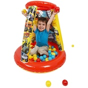 Blaze Playland Round Ball Pit (20 Balls Included)