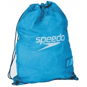 Speedo Equipment Mesh Wet Kit Bag Blue