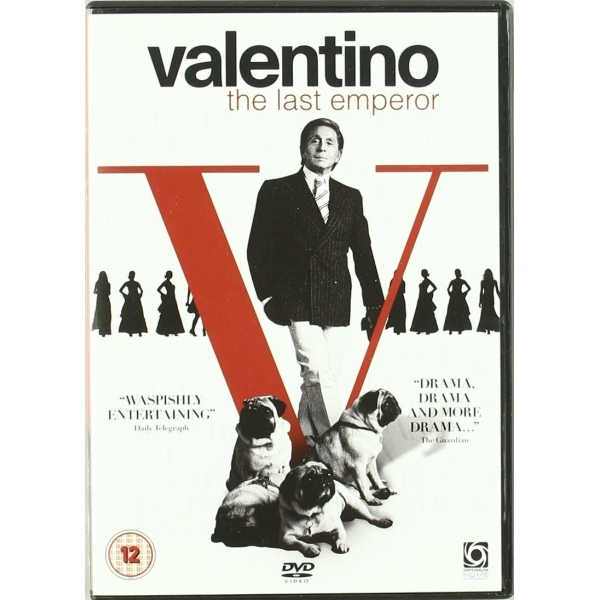 Valentino: The Last Emperor DVD