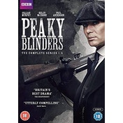 Peaky Blinders Series 1-4 DVD