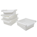 Pack of 4 Fridge Storage Drawers | Pukkr